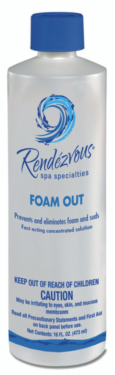 Rendezvous Spa Specialties Foam Out - 1 pt