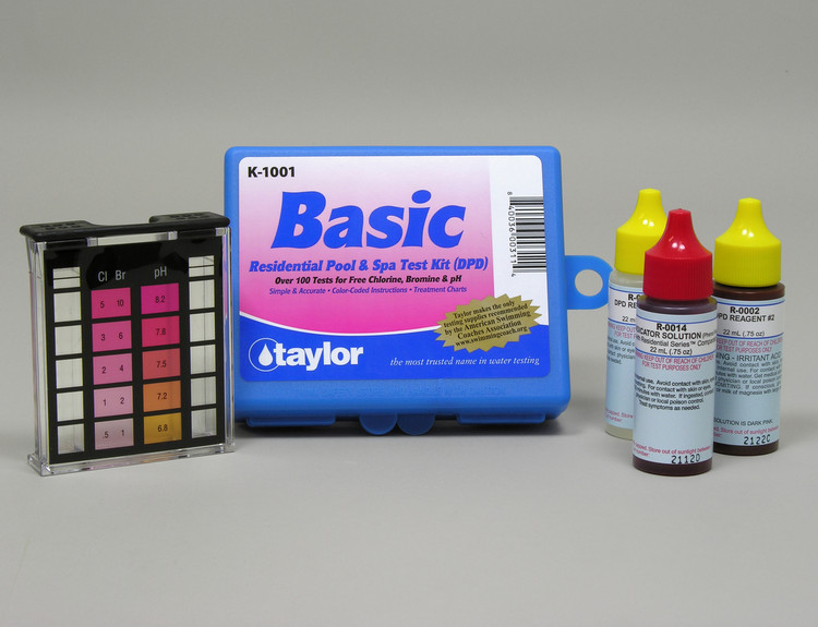 Taylor Technologies Basic DPD Test Kit