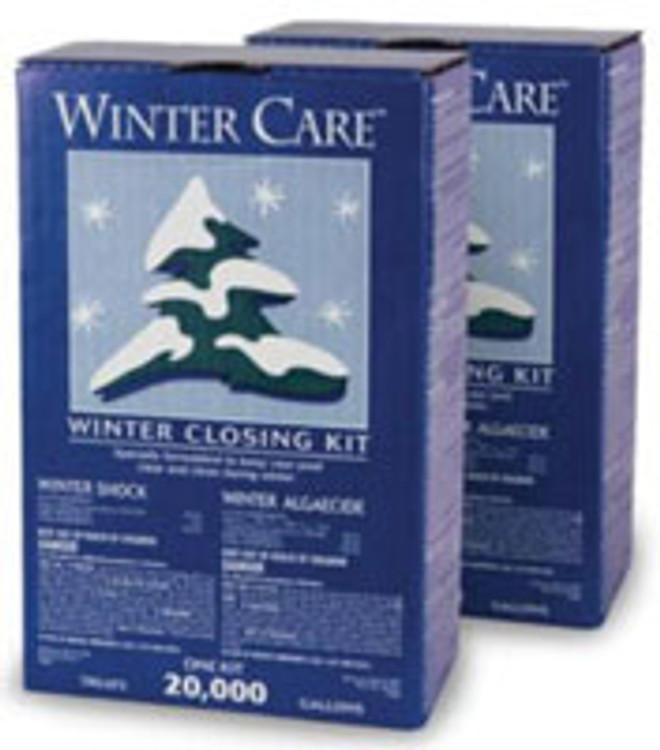 Omni Winter Care Pool Winterizing Kit - 10,000 gallon
