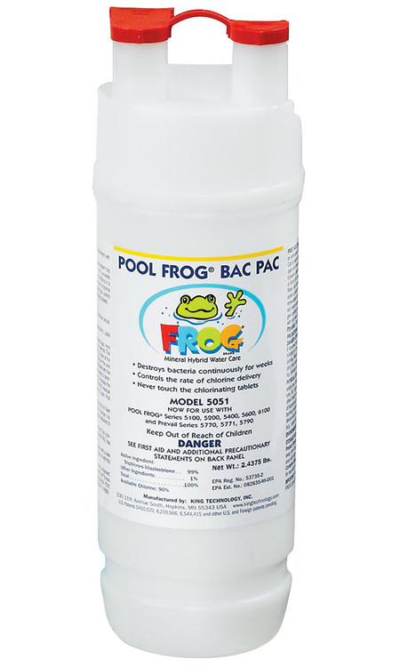 Pool Frog Bac Pac 5051
