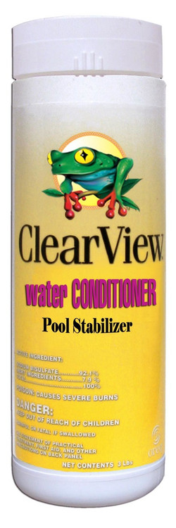 ClearView Water Conditioner - 1.5 lb