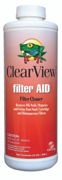 ClearView Filter Aid - 1 qt