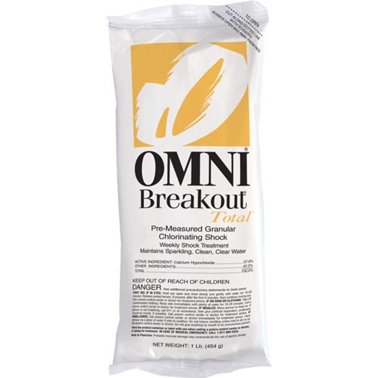 Omni Breakout Total -  1 lb