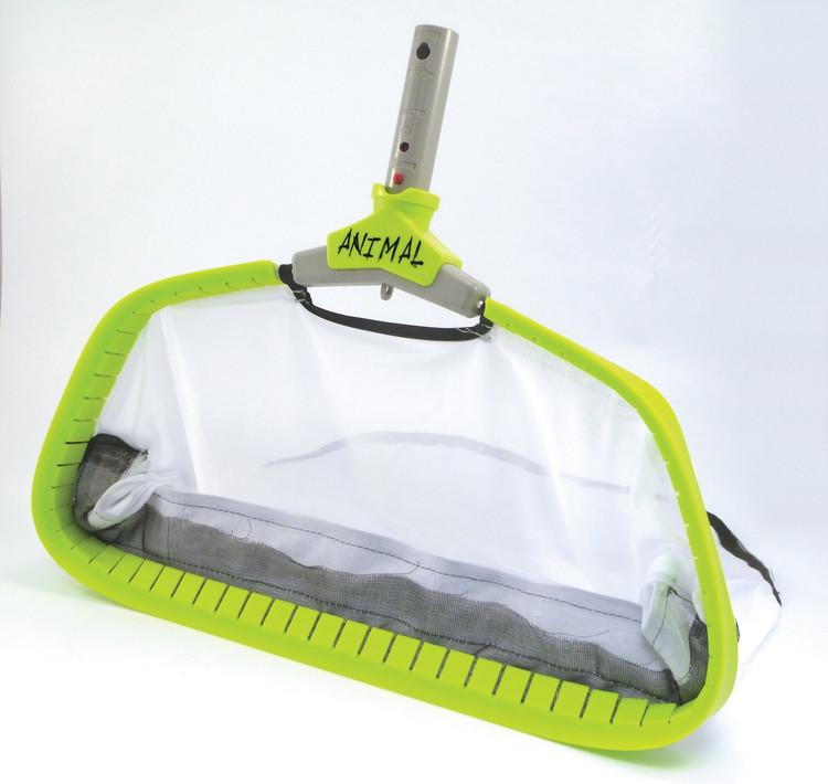 """Animal Pro Leaf Rake - 15"""" Sand Bag"""