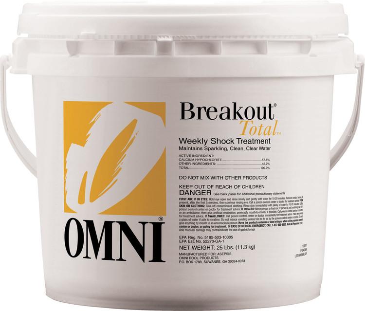 Omni Breakout Total - 25 lb