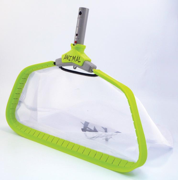 """Animal Pro Leaf Rake - 15"""" Rocket Bag  -  LN4110"""