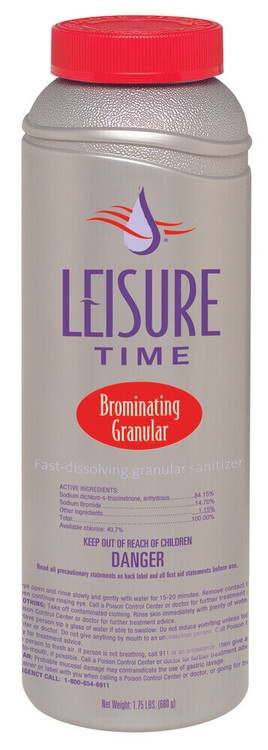 Leisure Time Brominating Granular - 1.5 lb