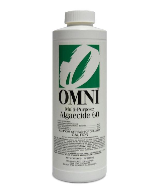 Omni Multi-Purpose Algaecide 60 - 1 qt