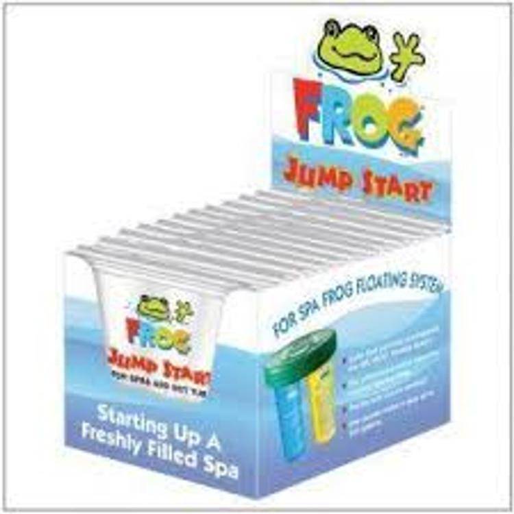 Spa Frog Jump Start - 1.5 oz.