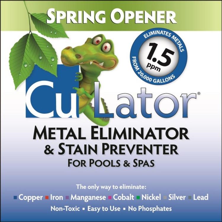 CuLator Spring Opener