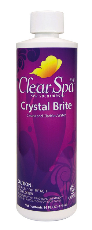 ClearSpa 104 Crystal Brite - 16 oz