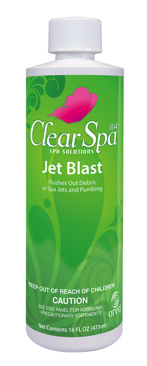 ClearSpa 104 Jet Blast - 16 oz