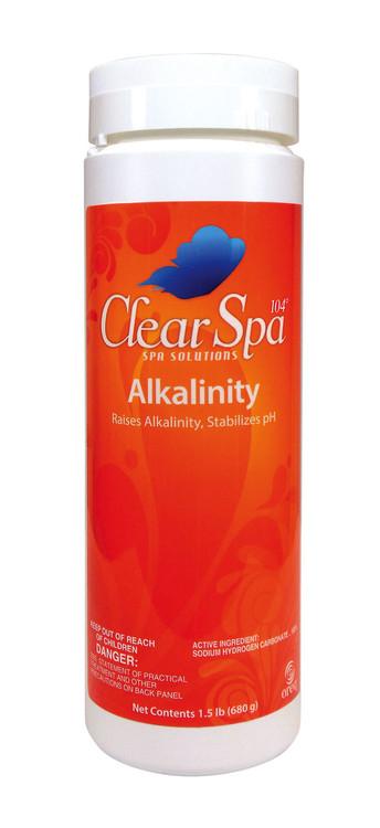 ClearSpa 104 Alkalinity - 2 lb