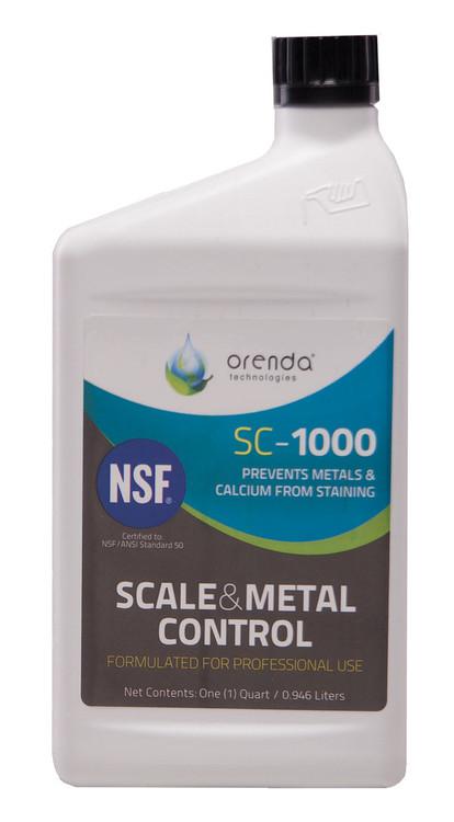 Orenda SC-1000 Scale Control & Metal Chelant