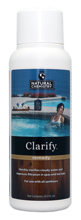 Natural Chemistry Spa Clarify - 33.9 oz