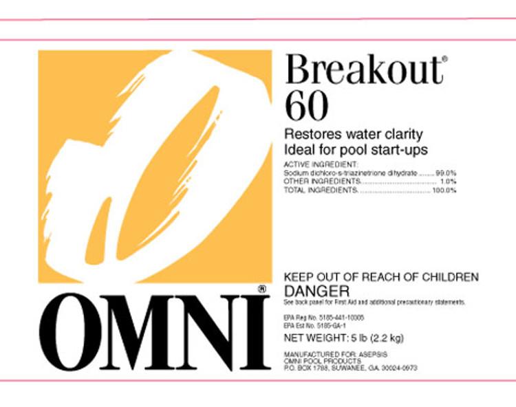 Omni Breakout 60 - 1 lb