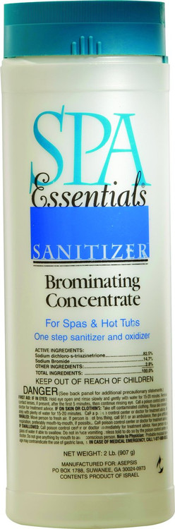 Spa Essentials Brominating Concentrate - 2 lb - 32362
