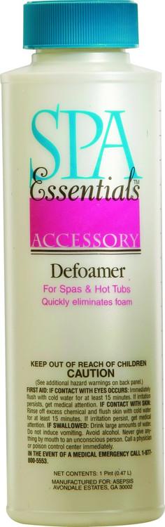 Spa Essentials Defoamer - 1 pt - 32424