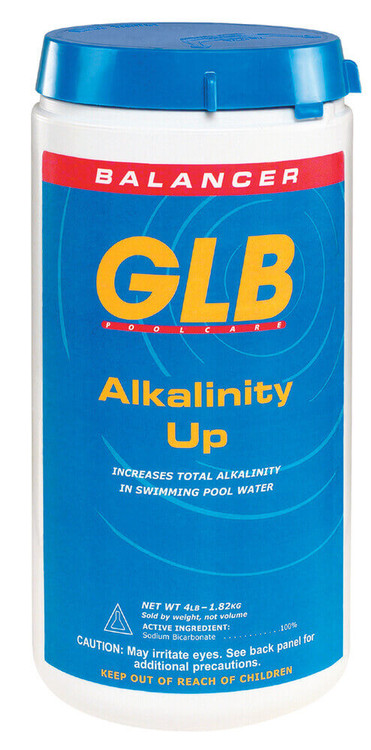 GLB Alkalinity Up -  4 lb