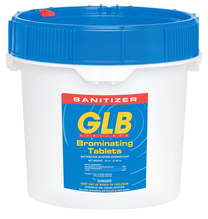 GLB Generation Brominating Tablets - 25 lb