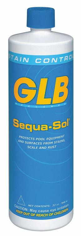 GLB Sequa-Sol sequestering agent - 1  qt