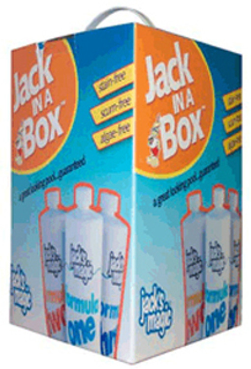 Jack's Magic Jack In A Box