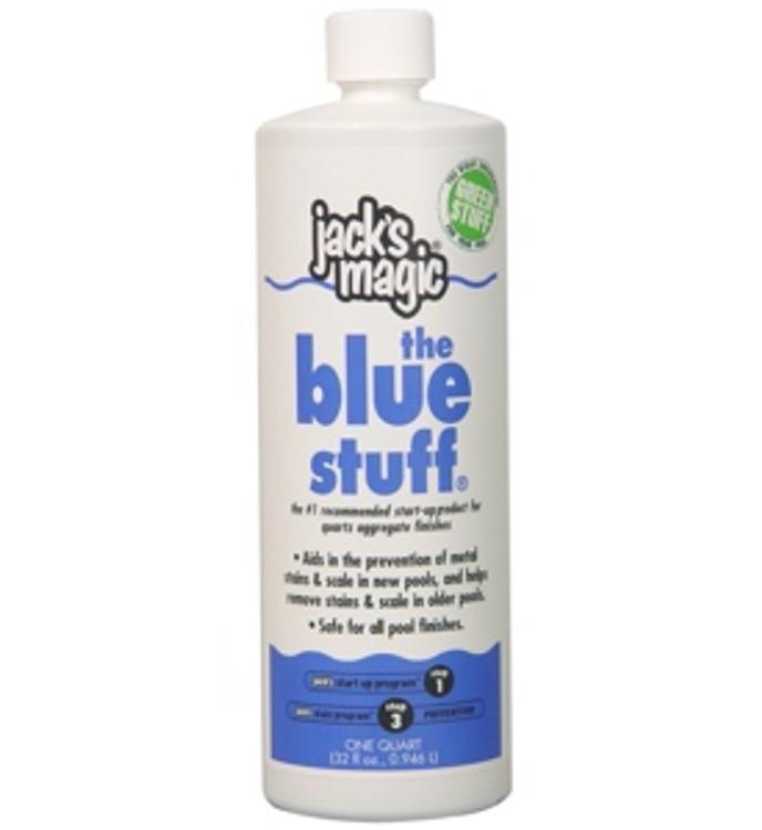 Jack's Magic The Blue Stuff - 1 qt