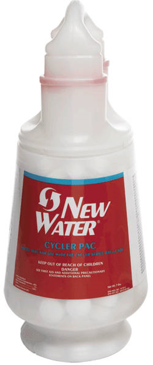 New Water Chlorine Cycler Pac 407C - 3 per case