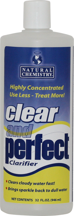 Natural Chemistry Clear & Perfect - 1qt