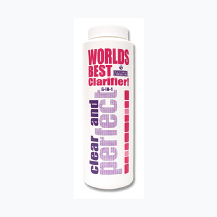 Natural Chemistry Clear & Perfect - 8oz