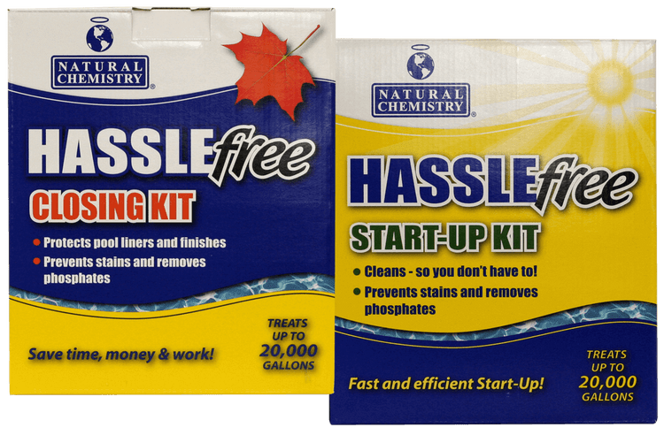 Natural Chemistry HASSLEFree Start Up / Closing Kit