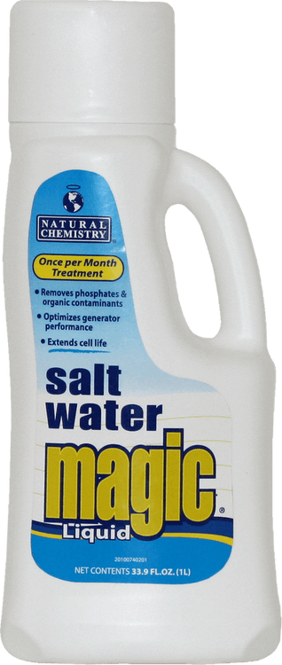 Natural Chemistry Salt Water Magic Liquid - 1 lt