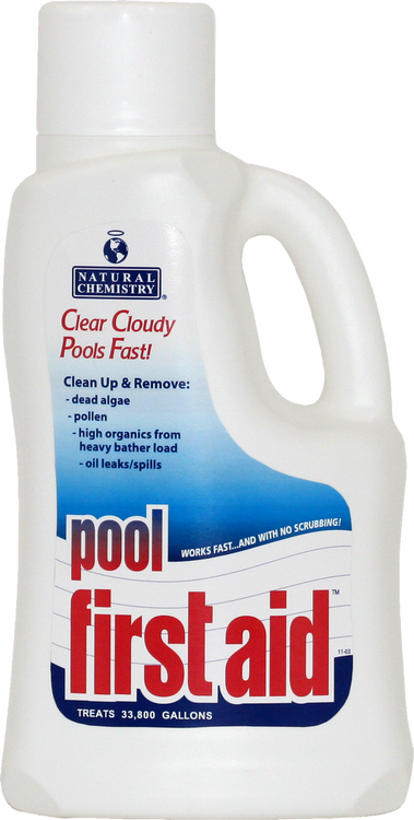 Natural Chemistry Pool First Aid - 2 lt  -  03122