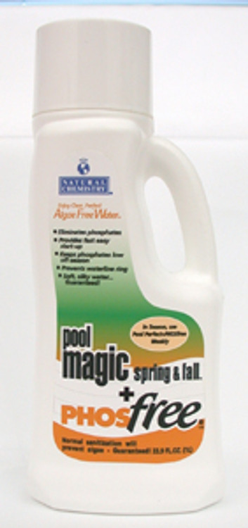 Natural Chemistry Pool Magic + PHOSFree - 1 lt