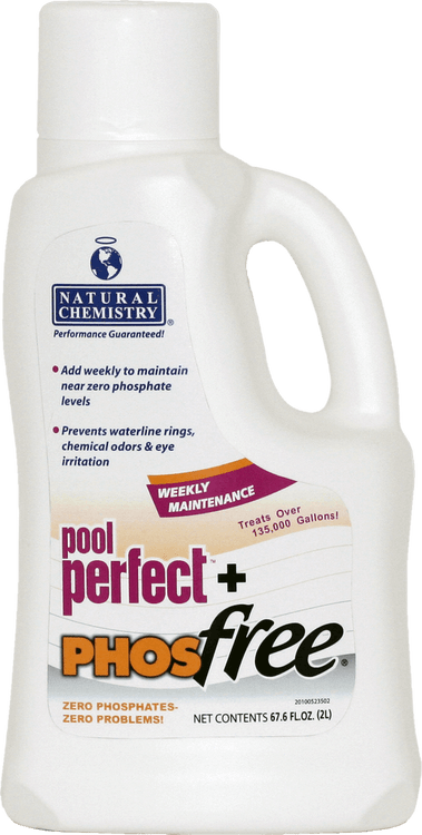 Natural Chemistry Pool Perfect + PHOSFree - 2 lt
