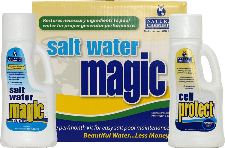 Natural Chemistry Liquid Salt Water Magic