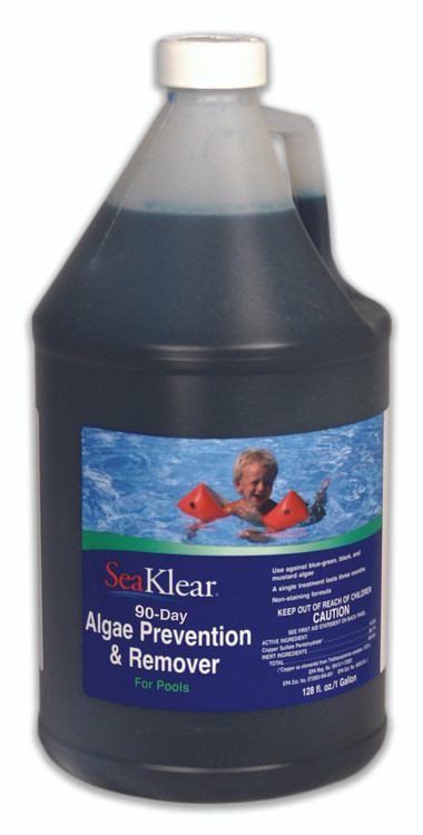 SeaKlear 90-Day Algae Prevention & Remover - 1 gal