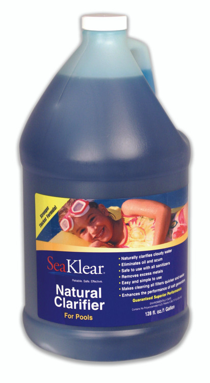 SeaKlear Natural Clarifier - 1 gal