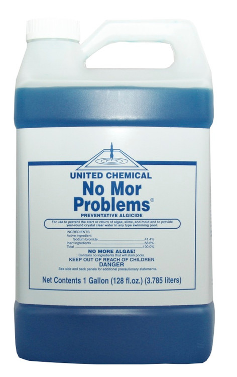 United Chemical No Mor Problems - 1 gal