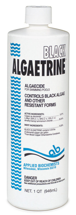 Applied Biochemists Black Algaetrine  -  1 qt