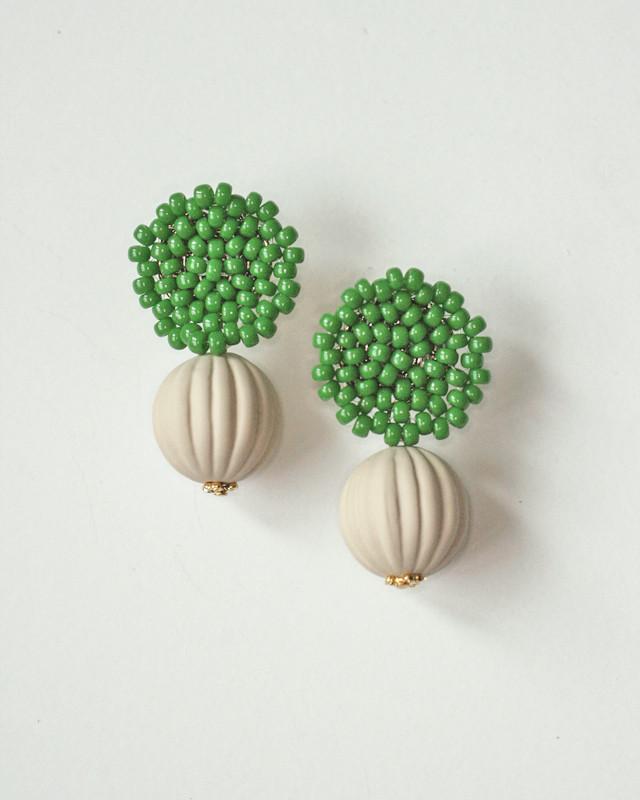 Fruit Fashion Beaded Earrings from kellinsilver.com