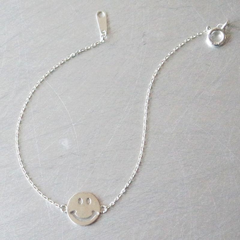 Sterling Silver Smile Bracelet from kellinsilver.com