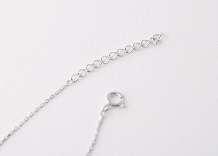 Sterling Silver Swarovski Sideways Cross Bracelet White Gold from kellinsilver.com