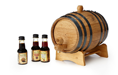The Barrel Connoisseur® Bourbon Making Kit