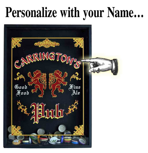 Personalized Man Cave Sign