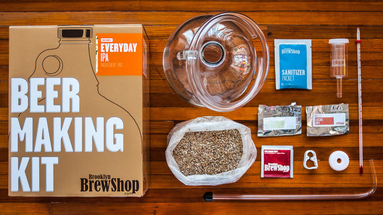 Everyday IPA Beer Making Instructions