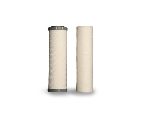 Complete Filter Set: FUGAC250   Two-Stage Under Counter