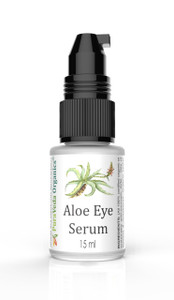 Works like magic to soften and remove fine lines around the eyes, especially when used with one of our hydrators.  Based in Aloe Vera and fortified with healing and rejuvenating essential oils and Ayurvedic botanicals.  Keep in fridge for instant morning eye bag removal! View 1