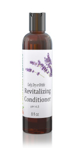 PURAVEDA REVITALIZING CONDITIONER - Deeply Nourishing Organic Daily Conditioner for Dry, Brittle & Frizzy Hair