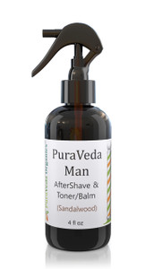 Skip the drying alcohol of commercial aftershaves and nourish your skin with our Men's Organic Aftershave & Toner instead! Made with only the finest natural ingredients, our aftershave is designed to heal, tone, and moisturize your skin for a face that begs to be touched.